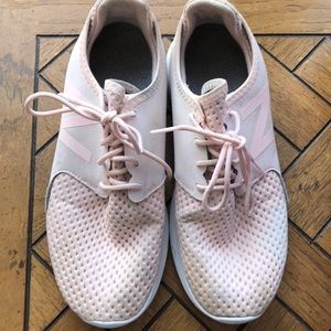New Balance pink Fuel Corg Coast  sneakers 7.5